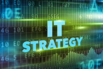 IT strategy concept
