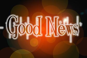 Good News Concept