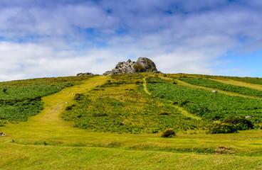 Haytor Tor, Dartmoor, Devon, England