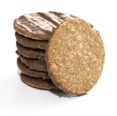 Dunkel Cookies