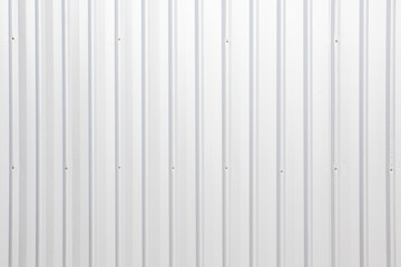 white zinc background