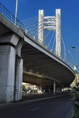 Basarab overpass in Bucharest