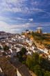 Obrazy na płótnie, fototapety, zdjęcia, fotoobrazy drukowane : White houses in Setenil de las Bodegas small town, Spain