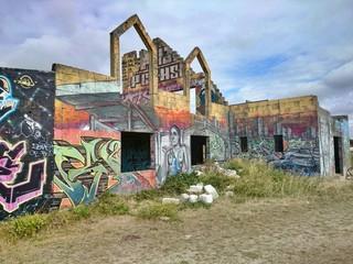 HDR maison abandonnée