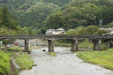 夏の香嵐渓(横バージョン)