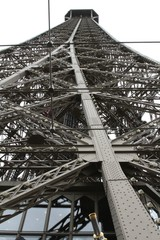 Eiffel Tower - french srchitecture