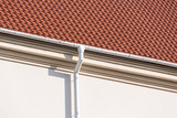 Gutter and downspout poster