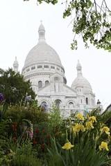 Sacre Coeur Basilica - Paris Montmartre
