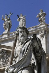 St Peter Basilica - Roman Architecture