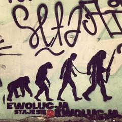 Evolution and revolution in Warsaw, Poland