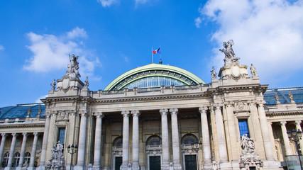 Le Grand Palais, Paris, France.