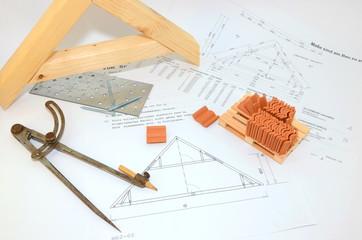 Berechnung Dach