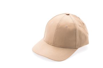 Cap isolated on white