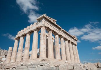Parthenon at Acropolis Hill, Athens