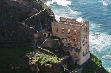 Klosterruine, Los Realejos, Puerto de la Cruz, Teneriffa