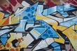 Murales vivacemente colorato - 69815312