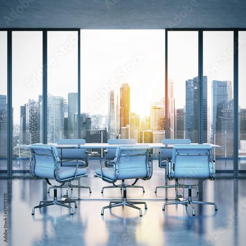 Modern office interior - 69815508