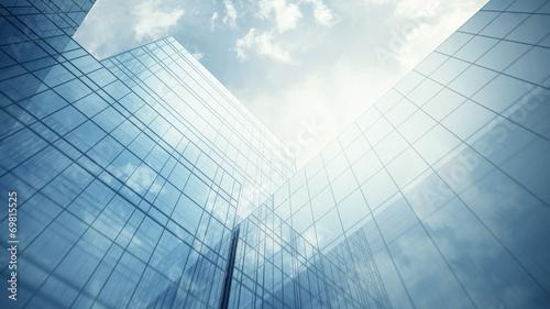 Wieżowiec drapacza chmur