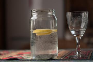 Лимонад, союз посуды.