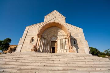 Chiesa di San Ciriaco, Ancona, Marche, Italia