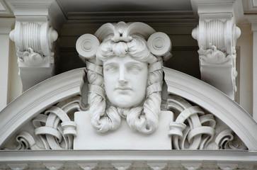 Art Nouveau Bas-relief