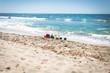 canvas print picture - Sardegna, ultimi giorni di mare
