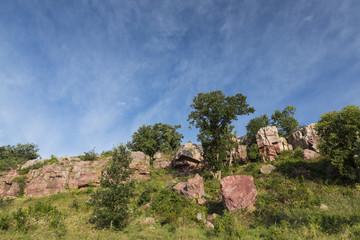 Cliff Scenic