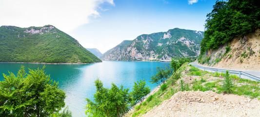 Pivsko Jezero, Montenegro