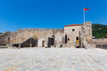 Old fort in Montenegro