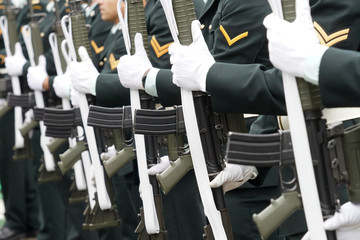 Military ceremony