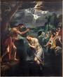 Mechelen - The Central panel of the Baptistm of Christ - 69821544