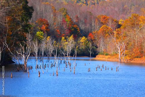 Black water falls state park