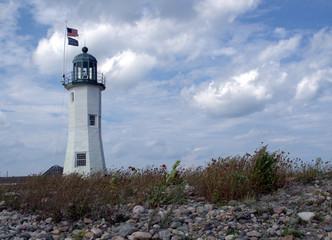 Scituate Harbor Light, Scituate MA, USA