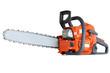 Leinwanddruck Bild - Chain saw