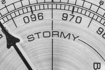 Stormy Barometer Macro