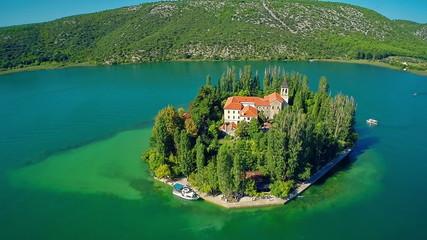 Mother of God Island Visovac