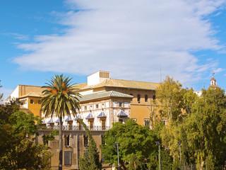 Historic building in Valencia region, Spain