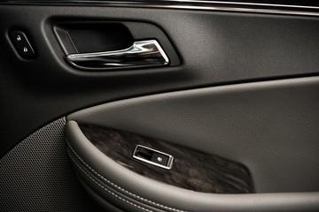 Luxury Car Door