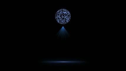 title light glow design