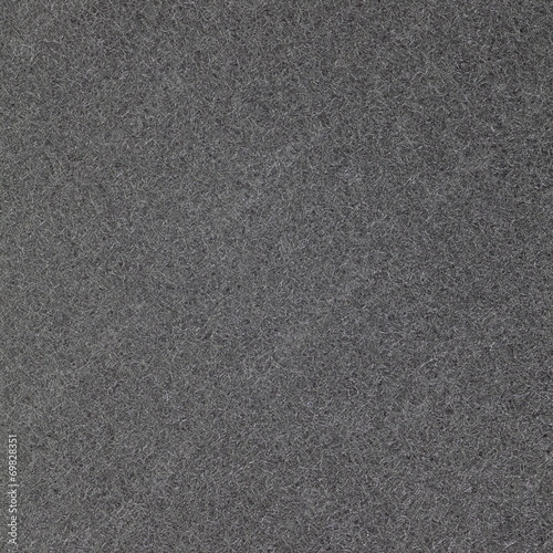 Black fabric felt texture and background seamless