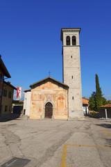 Cividale del Friuli - Church Santi Pietro e Biagio