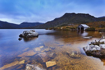 Tasmania Mt Cradle Hut Bottom Set
