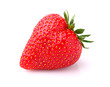 canvas print picture - Fresh strawberry