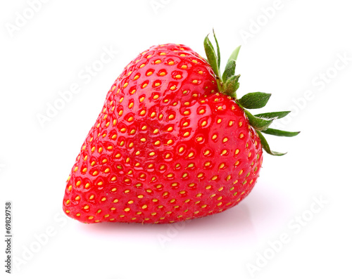 canvas print picture Fresh strawberry