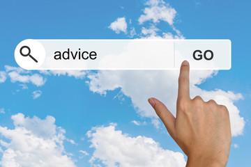 advice on search toolbar