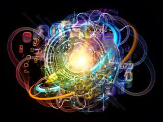 Lights of Design Element