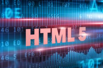 HTML 5 on blackboard