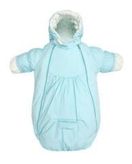 Baby snowsuit bag