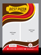 Pizza Store Flyer Template