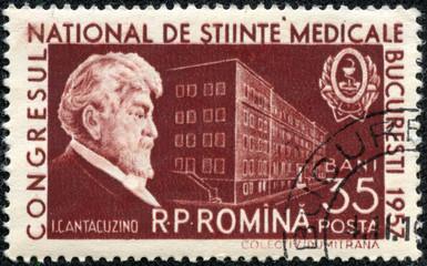 Dr. I. Cantacuzino and Cantacuzino Hospital